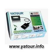 Yatour эмулятор чейнджера,  Адаптер YATOUR YT-M06 для магнитол
