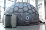 Кинотеатр сферического кино на выезд,  доставка и установка бесплатная